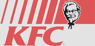 kfc logo related to christmas