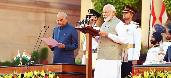 list of minister govt of india latest