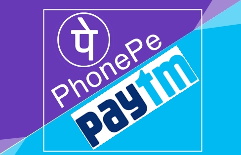 play paytm and phone pe quiz cash prize