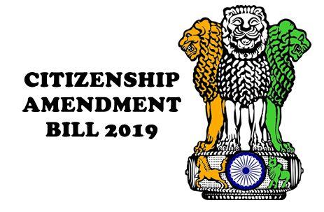 what is cab or citizenship amendment bill 2019