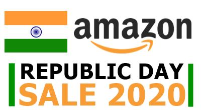 amazon republic day sale 2020