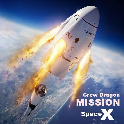 Crew Dragon Mission and Falcon 9