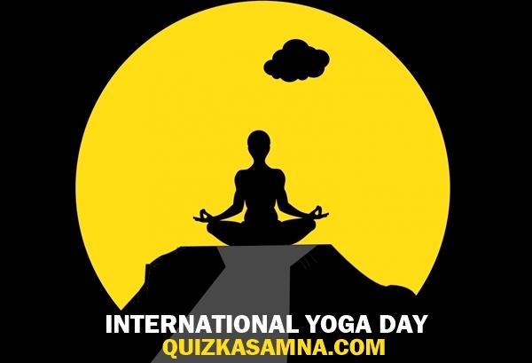 world yoga day quiz 2020