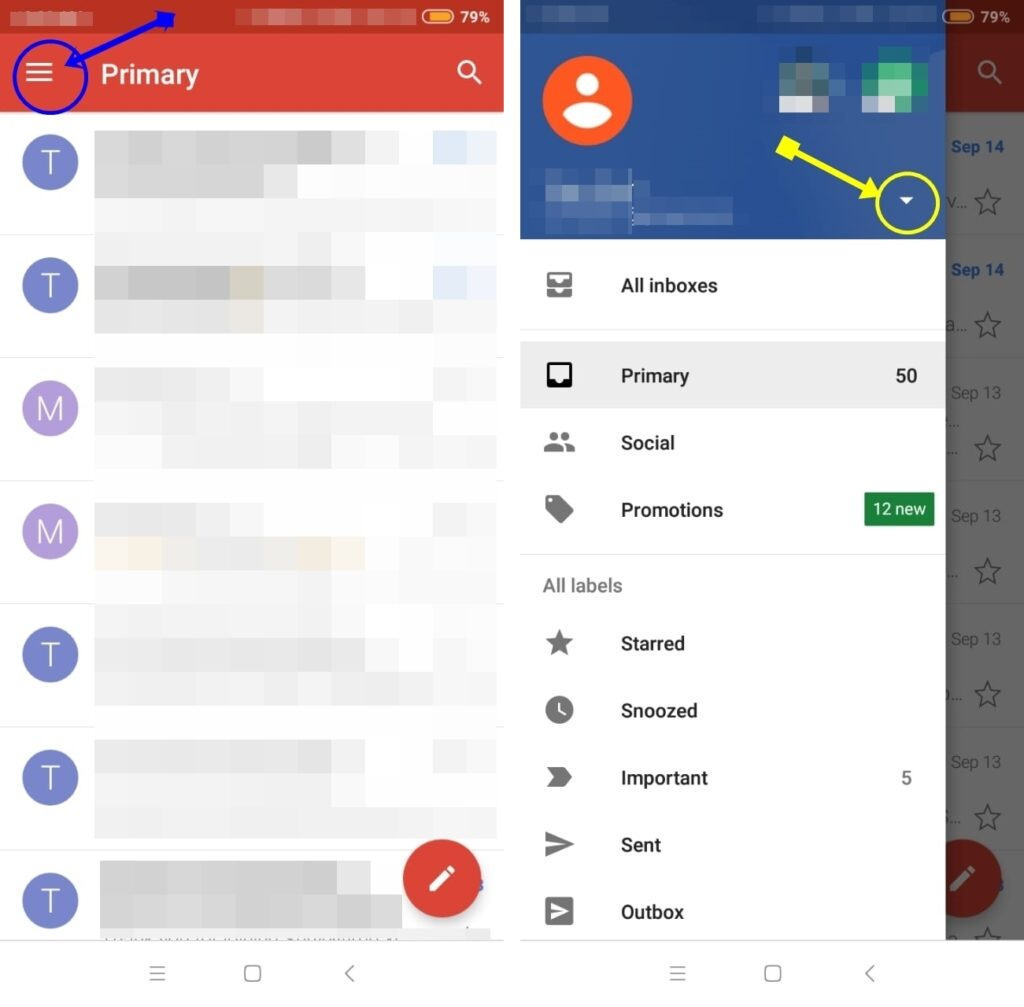 gmail tips and tricks to add multiple gmail accounts